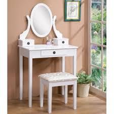 Bedroom Vanities With Mirrors Makeup Tables And Vanities You U0027ll Love Wayfair