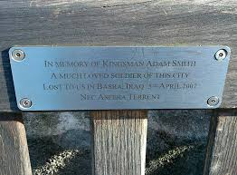kingsman adam smith war memorials online