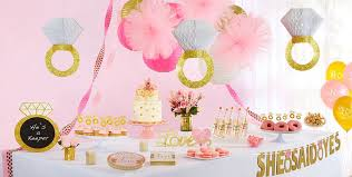 wedding party supplies sparkling pink wedding party supplies party city