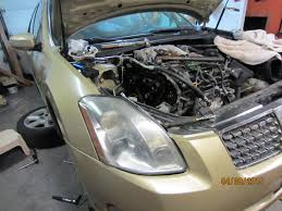 nissan maxima power steering hose pics of timing chain replacement nissan forums nissan forum