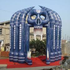 Outdoor Halloween Decorations Inflatables by Halloween Inflatables Clearance Halloween Door Decorating Ideas