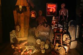 Scary Halloween Decorations Images by Span New 15 Spooky Halloween Home Decorations Home Design Lover