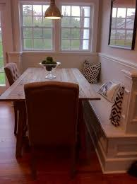 Corner Kitchen Table With Storage Bench Kitchen Breakfast Nook With Storage Corner Breakfast Nook Dining