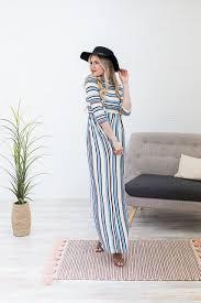 light blue and white striped maxi dress light blue stripe maxi dress striped maxi dresses striped maxi
