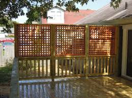 deck privacy panels