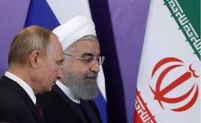 news iran russia and iran boost energy ties discuss syrian cooperation wsj