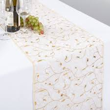 Gold Lace Table Runner 75 Best Table Runners Images On Pinterest Table Runners Wedding