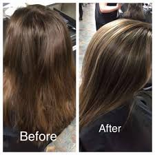 clairol shimmer lights before and after clairol shimmer lights shoo on brown hair www lightneasy net