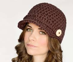free pattern newsboy cap crochet newsboy cap free pattern easy video tutorial