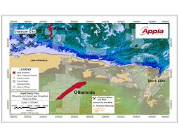 Utm Zone Map Appia Energy Otherside