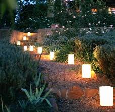 Backyard Landscape Lighting Ideas - romantic outdoor lights attractive lighting ideas for decorating