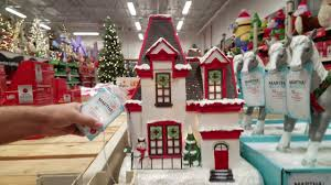 christmas decorations for home shop with me martha stewart living christmas decorations home depot