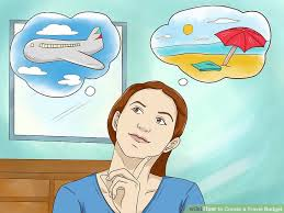 How to create a travel budget 15 steps with pictures wikihow
