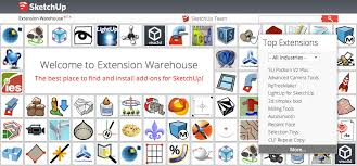 sketchup 2013 launches extension warehouse layout updates