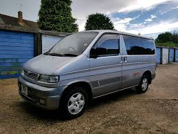 mazda van new deposit taken mazda bongo camper van new rear conversion 12