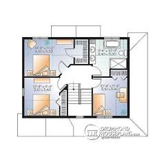 house plan layout house plan w3721 detail from drummondhouseplans