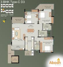 D3 Js Floor Plan Floor Plan Abodh Valmark At Off Ring Road Bangalore Valmark