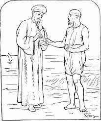 parable of the faithful servant colouring pages google search