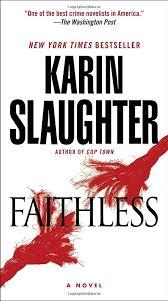 Blind Sighted Synonym Amazon Com Faithless A Novel Grant County 9780804179997