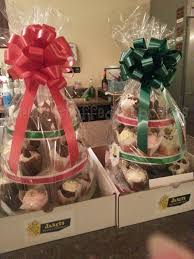 cupcake gift baskets jarets stuffed cupcakes for all special occasions from birthdays
