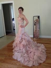 Wedding Dresses Maggie Sottero My Maggie Sottero Blush Divina Wedding Dress Weddingbee Photo