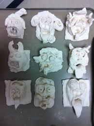 gargoyles ceramics lesson gargoyles u0026 grotesques wonderbrooks