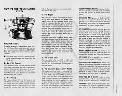 coleman stove manual coleman 345 and 348 paperwork berniedawg stove lab