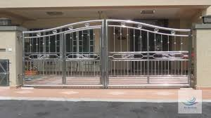 stainless steel gate design u0026 ss gate design for front and home
