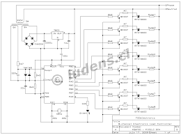 Cl 2 Transformer Wiring Diagram Electronic Load Controller For Microhydro System