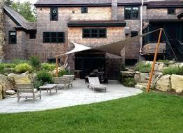 Backyard Canopy Ideas Outdoor Patio Canopy Objectifsolidarite2017 Org