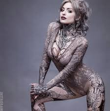 ot women with tattoos what were they thinking