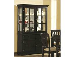 decorate dining room buffet hutch painted ideas built in display