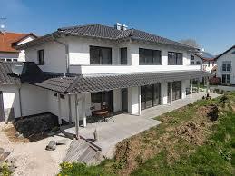 Doppelhaus Doppelhaus In Holzbauweise Im Toskanastil