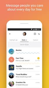 skype for apk skype free im calls 7 46 0 596 apk android