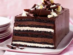 chocolate truffle layer cake recipe kimberly sklar food u0026 wine
