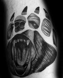 bear claw tattoo tattoo collections
