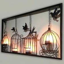 wall ideas gallery of excellent metal wood wall decor ideas wall