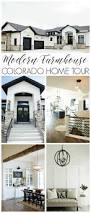 best 25 modern farmhouse ideas on pinterest country paint custom built modern farmhouse home tour with household no 6 you ll find rustic