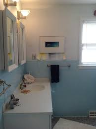 thank you for reporting this comment undo 1960s blue bathroom