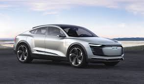 porsche 901 concept the audi e tron sportback is a swoopy electric number for the