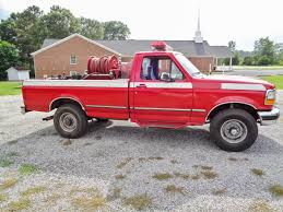 Ford F250 Truck Used - 1997 ford f 250 brush truck used truck details