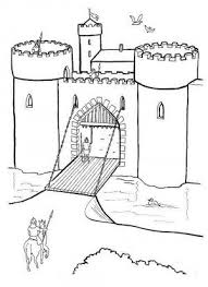 37 castles coloring book images coloring books