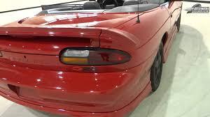 1997 chevrolet camaro 1997 chevrolet camaro rs convertible 36 ndy gateway