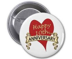 10 anniversary gift 10th wedding anniversary gifts for your husband