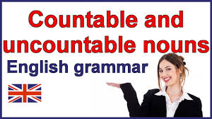 Countable And Uncountable Nouns Teaching Countable And Uncountable Nouns Grammar Lesson