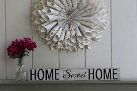 home sweet home sign housewarming giftrustic home signhome