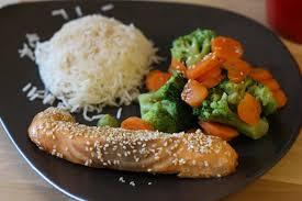 cuisiner pavé de saumon au four les petits plats de pavé de saumon mariné