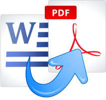 Word To Pdf Convert Word To Pdf Quickly And Simply With Advanced Word To Pdf Conve