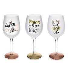novelty wine glasses gifts 188 best gift ideas images on bed bath beyond