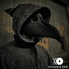 plague doctor mask plague doctor mask scissor saw